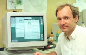 Tim Berners, padre de la www