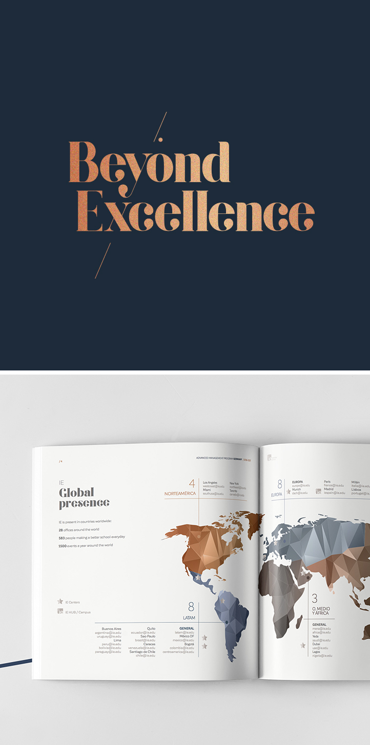 IE BUSINESS SCHOOL<Br>BEYOND EXCELLENCE
