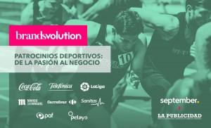 Brandsvolution, patrocinios deportivos