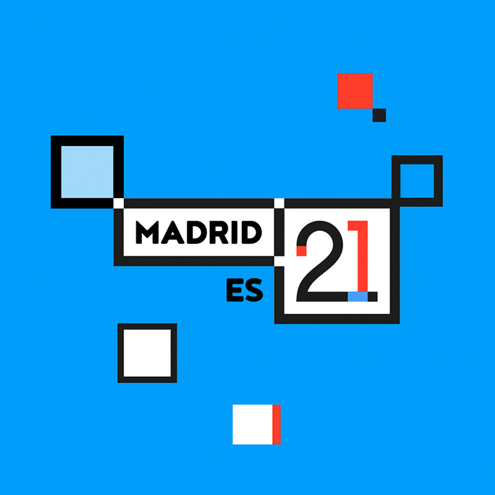 """AYUNTAMIENTO DE MADRID<BR>""""MADRID ES 21"""""""