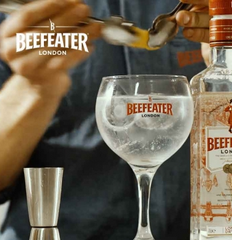 BEEFEATER<br>HOME PARTIES