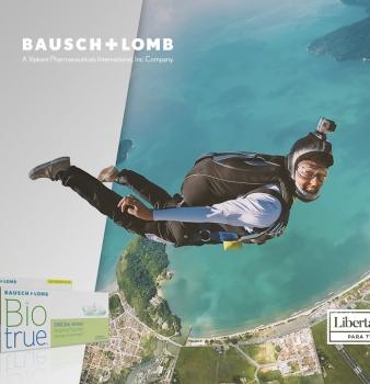BAUSCH&LOMB<br>LO NUEVO  DE BIOTRUE ONEDAY